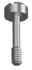 Captive Screw 6-32 x .593