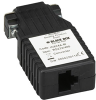 Async RS-232 to RS-485 Interface Converter, DB9 Male to RJ-45 -- IC624A-M