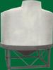 Conical Bottom Bulk Tank -- TC2650J - Image