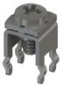 Vertical Screw Terminal w/Sems Screw-Assembled -- 7693-SEMS