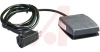Switch, Foot, Aquiline Series, SPST, Maintained, 12A 1HP 250VAC, 8ft 16/3 Cord -- 70183978 - Image