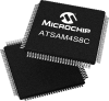Microcontrollers, mTouch -- ATSAM4S8C
