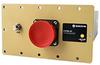 DC Surge Protector SPD E3PM Outdoor Brick 12, 24, 28 Vdc, Full-Mode, 5 kA SASD, GDT HEMP Tested -- HT-DO-E3PM-2810 -Image