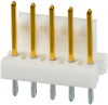 Rectangular Connectors - Headers, Male Pins -- A30789-ND -Image