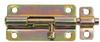 913-4370: BRASS FINISH BARREL BOLTS -- 8-02062-51684-6