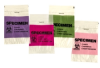 Color Coded Specimen Bags -- 49666