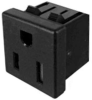Power Entry Connectors - Inlets, Outlets, Modules -- Q1040-ND - Image