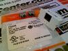 BLACK BOX CORP FM428 ( JACK INSERT CAT5E UNIVERSAL IVORY ) -Image