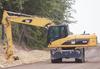 M318D Wheel Excavator