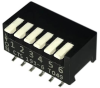 DIP Switches -- 193-6MSR-ND - Image
