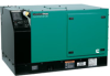 Commercial Mobile Quiet Diesel Series Generator -- QD 6000
