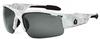 Ergodyne Skullerz DAGR-PZYT Polarized Safety Glasses Smoke Lens - Kryptek Yeti Frame - Half Frame - 720476-52631 -- 720476-52631
