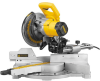 "8-1/2"" Single-Bevel Sliding Compound Miter Saw -- DW712"