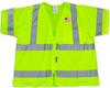 Iron Horse Safety Vest, ANSI Class 3, 2XLarge -- 3261L/SV-XXL -- View Larger Image
