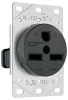 Pass & Seymour® -- Power Outlet Receptacles & Plugs - 3801