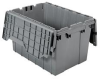 Attached Lid Containers -- H39120-GRY -Image