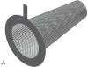 TB Series Temporary Basket Strainers -- TB Series - Image