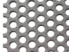 Perforated Stair Treads -- Aluminum