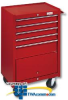 Klein Tools, Inc. Five-Drawer Roller Cabinet -- 54301 -- View Larger Image