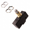 Snap Action, Limit Switches -- SW1280-ND -Image