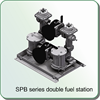 Screw Pumps -- SPB Series Double Pump Station for Fuel Oil -- View Larger Image
