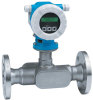 Flow - Ultrasonic Flowmeters -- Prosonic Flow Inline 92F - Image
