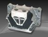 Conventional Engine and Transmission Mounts -- Engine Suspension