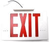 Wireless Exit Sign Hidden Camera