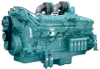 KTA50-Series Premium High Performance Power with Aftercooler Generator -- KTA50-G9-Image