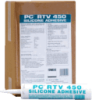 One Part Acetoxy Cure Silicone Adhesive / Sealant -- PC® RTV 450 - Image