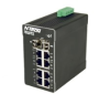 10 Port Gigabit Ethernet Switch (8 10/100BaseTX, 2 SFP 1000BaseT/SX/LX) -- 7010TX
