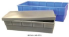 Heavy-Duty Molded Plastic Containers -- HBC-3616-L -Image