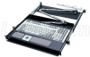 Rackmount Computer Keyboard with Touchpad -- RM-KB