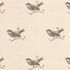 Bird Tissue Pick Fabric -- R-Tweet -- View Larger Image