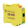 Ethernet to 8 Analogue Inputs + RS485 Gateway -- ED-549 - Image
