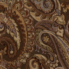 Allover Paisley Jacquard Fabric -- R-Chester - Image