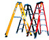Fiberglass Ladder Rails - Image