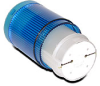 65mm blue Incandescent IP65 Eaton Cutler-Hammer stack Light module -- E26B6V2 - Image