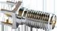 RP-SMA Male to RP-SMA Female Right Angle Adapter -- CONREVSMA008