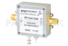2 dB NF Low Noise Amplifier, Operating from 10 MHz to 800 MHz with 42 dB Gain, 17 dBm P1dB and SMA -- PE15A1048 -Image