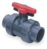 Ball Valve,1 1/2 In,Viton Seals -- 3EMA6