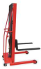 Hydraulic Fork Lifter,Manual,H 72 In -- 2MPT8