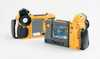 Fluke TIR3/FT-20 Thermal Imager with IR-Fusion for the Building Industry -- GO-39715-34