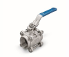 Full Port Ball Valve -- 3 Series - Image