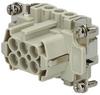 Connector insert ILME CNEF-06T - Image