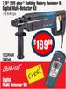 Bosch 11224VSR Sds-Plus Rotary Hammer D Handle 7/8