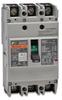 MCCB 60A 3 POLE 600V 125AMP FRAME FUJI BW125 SERIES UL489 -- BW125JAGU-3P060SB