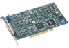 16 Channel Universal PCI Multifunction PCI Cards -- PCI-1742U