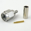 SMA Male Connector Crimp/Solder Attachment For RG316DS Cable