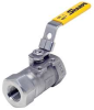 1 1/2IN Ball Valve,Seal Weld,6000 PSI -- 5DYG7 - Image